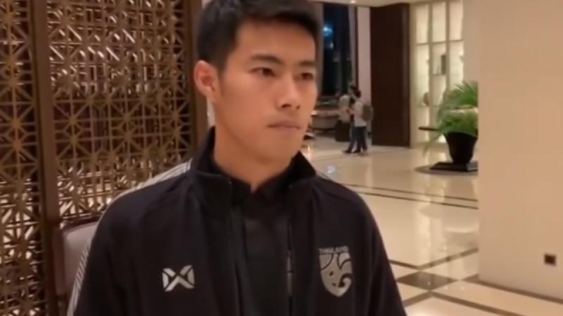 สารัช เปิดใจหลังมีส่วนสำคัญช่วยทีมชาติไทย บุกเอาชนะอินโดนีเซีย 3-0