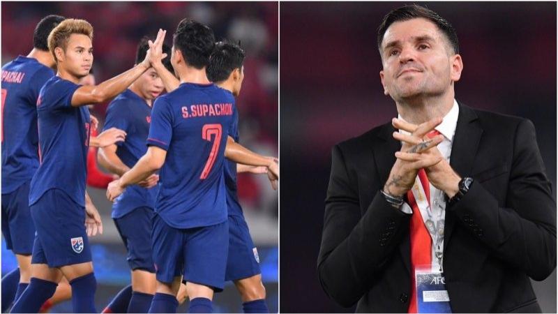 """ไซม่อน แม็คเมเนมี่ เผยความรู้สึกหลังพ่ายต่อ """"ทีมชาติไทย"""" ถึง 0-3"""