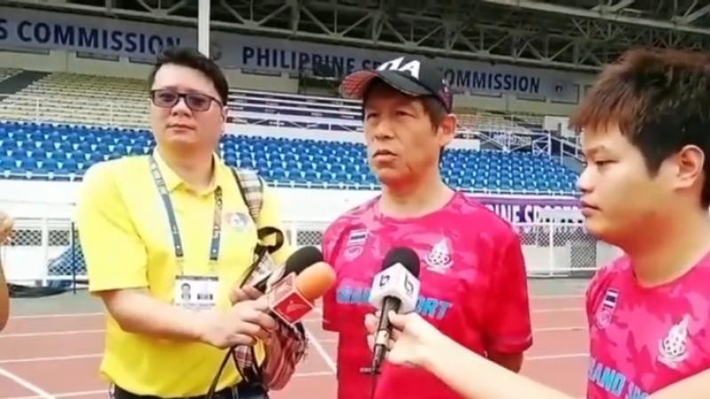 """อากิระ นิชิโนะ กุนซือชาวญี่ปุ่น เผยเป้าหมายทีมชาติไทย 2 นัดที่เหลือ """"ลาว - เวียดนาม"""""""