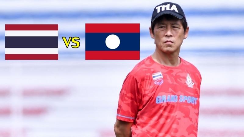 เปิดสถิติ ทีมชาติไทย พบกับ ทีมชาติลาว นับเฉพาะซีเกมส์ 5 ครั้งหลังสุด เป็นไงไปชม!!!