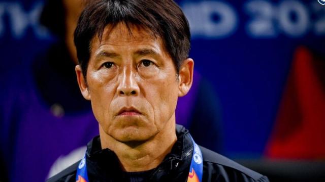 """นิชิโนะ จำลองแมตช์บอลโลก """"ทีมชาติไทย"""""""