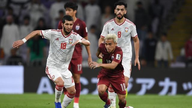 """ผล UAE อุ่นแข้ง 5 นัด """"ทีมชาติไทย"""" ยังมีลุ้น"""