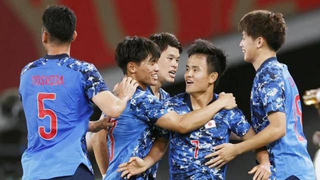 """แกร่งของจริง """"ญี่ปุ่น"""" ทำศึก OLP เอาชนะคู่แข่ง 4-2 ทะลุรอบรอง"""