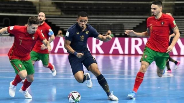 """ความรู้สึกแฟนบอลเอเชีย หลังเห็น """"ทีมชาติไทย"""" ต่อกรกับแชมป์ยุโรป โปรตุเกส"""