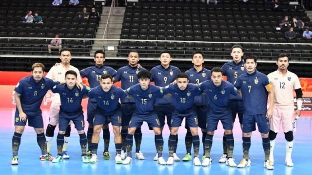 สรุปผลตารางคะแนนกลุ่ม C ศึกฟุตซอลชิงแชมป์โลก 2021