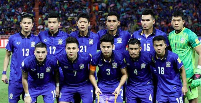 ทีมชาติไทย, ชุดแข่งทีมชาติไทย, วาริกซ์
