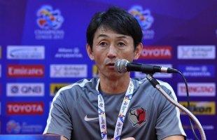 """โค้ชแชมป์เจลีกและรองแชมป์สโมสรโลก พูดถึงทีมไทย """"เมืองทอง ยูไนเต็ด"""" หลังพา คาชิมา อันท์เลอร์ส บุกพ่าย"""