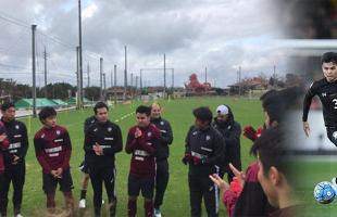 """เรียกทีมีเขิล!! เปิดชื่อใหม่ที่ญี่ปุ่นของ """"โก๋อุ้ม"""" ธีราทร บุญมาทัน เพื่อร่วมทีมญี่ปุ่นเรียกจนคุ้นหูแคมป์ วิสเซล โกเบ"""