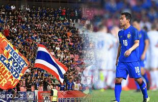 """รายชื่อ 11 ตัวจริงที่คาดจะลงสนามเย็นวันนี้! """"ช้างศึก"""" ทีมชาติไทย VS ทีมชาติจีน"""