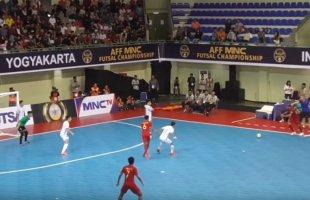 มิเกล บุกเต็มรูปแบบ! ไฮไลท์ศึกฟุตซอลชิงแชมป์อาเซียน 2018 รอบชิงอันดับ 3 ทีมชาติอินโดนิเซีย VS ทีมชาติเวียดนาม
