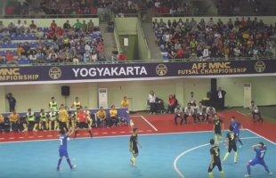 มุมกล้องจากในสนาม! ไฮไลท์ศึกฟุตซอลชิงแชมป์อาเซียน 2018 นัดชิงชนะเลิศ ทีมชาติไทย VS ทีมชาติมาเลเซีย
