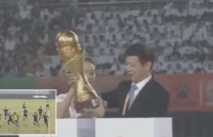 วินาที ทีมไทย ฉลองแชมป์ครั้งประวัติศาสตร์ ศึกฟุตบอลมหาวิทยาลัยชิงแชมป์เอเชีย 2018