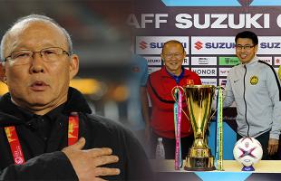 ปาร์ค ฮัง ซอ พูดถึงก่อนเกมส์ดวลทีมชาติมาเลเซีย นัดชิงชนะเลิศ นัดที่สอง ศึก AFF CUP 2018