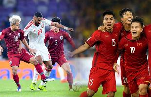 """ไทยดวลทีมชาติจีน ทีมชาติเวียดนามเจอของแข็ง! ผลประกบคู่ """"ศึกเอเชียนคัพ 2019"""" รอบ 16 ทีมสุดท้าย"""