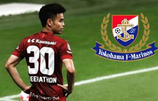 """ความรู้สึกแฟนบอลญี่ปุ่น! พูดถึงแบ็คซ้ายทีมชาติไทย """"ธีราทร บุญมาทัน"""" หลังย้ายร่วมทีม โยโกฮาม่า เอฟ มารินอส"""