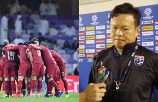 """กุนซือใหม่ทีมชาติไทย พูดถึงความพร้อม """"ทัพช้างศึก"""" ทีมชาติไทย ก่อนดวลทีมชาติจีน รอบ 16 ทีมสุดท้าย"""