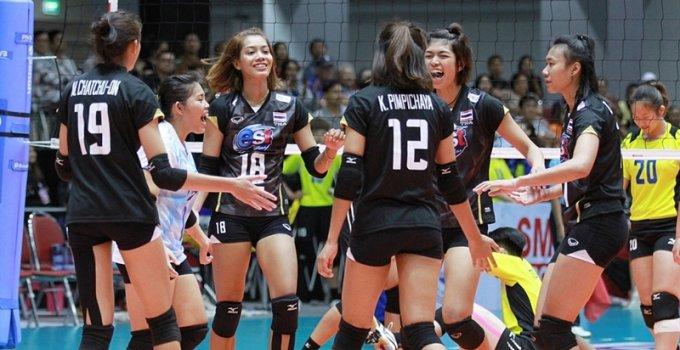 สื่อรายงาน ทีมสาวไทย U23 ตั้งเป้าเข้าชิงเอเชีย