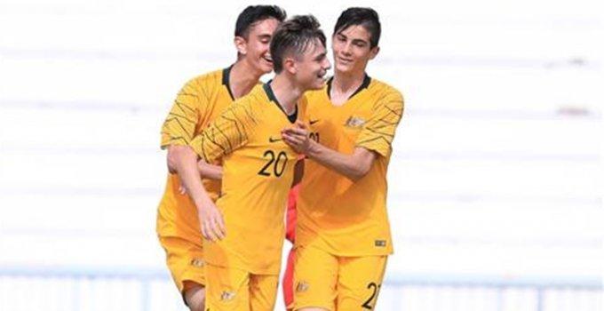 """สรุปผล+ตารางคะแนนล่าสุด หลังผ่านไป 2 คู่ """"ศึกฟุตบอล U18 ชิงแชมป์อาเซียน 2019"""" กลุ่ม B"""