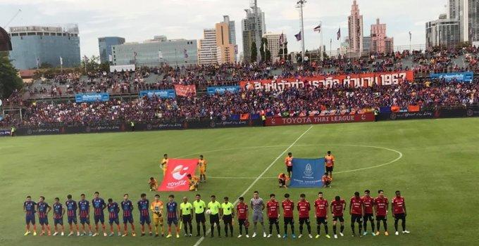 """สื่อเอเชีย จัด 11 ผู้เล่นยอดเยี่ยม """"ศึกฟุตบอลไทยลีก 2019"""" สัปดาห์ที่ 23"""