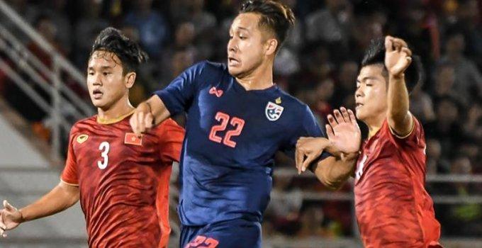 หมดเวลาการแข่งขัน! ทีมชาติเวียดนาม(เจ้าภาพ) 0-0 ทีมชาติไทย U18