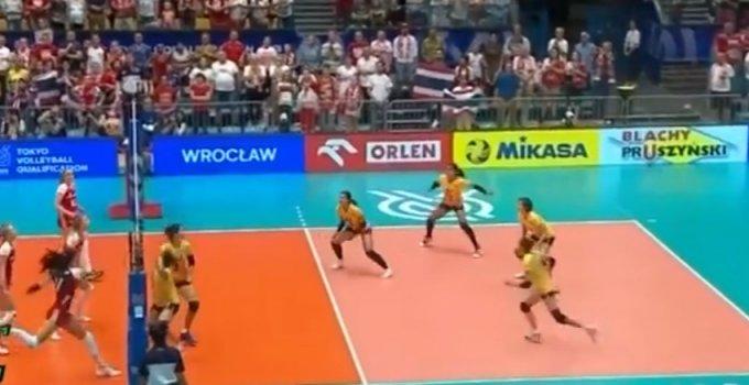 สื่อรายงาน ความพร้อมล่าสุด ทีมวอลเลย์บอลสาวไทย ก่อนบินสู่กรุงโซลทำศึกชิงแชมป์เอเชีย